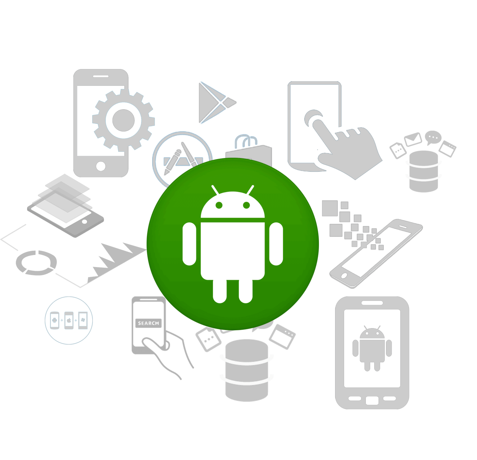 android application development 1,444 android developer salaries provided anonymously by employees what salary does a android developer earn in your area  android mobile applications developer .