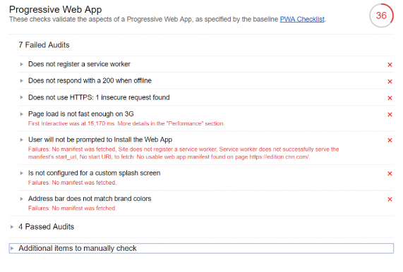Fix Google Chrome Lighthouse Issues Guide, Auditing