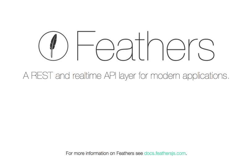 feather.js framework